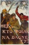 Refren Varšavjanke na poljskem plakatu