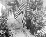 Vojaki in stavkajoči delavci