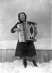 Lidya Ruslanova - ena prvih izvajalk pesmi