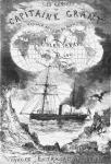 Plakat za film Otroka kapitana Granta