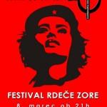 Festival Rdeče zore, Menza pri koritu / Metelkova mesto, 8.3.2009