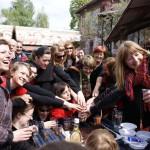 V živo z Radia Študent, Menza pri Koritu, 27.4.2010