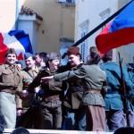 Partizanski miting, Pangršica, 25.9.2010