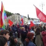 Proti nacionalizmu, vojnam, mejam in rasizmu v Gorici