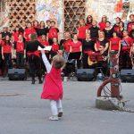 Nastop v okviru XVII. Antifa Fest / Antifašističnega festivala