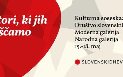 Nastop na 24. Slovenskih dnevih knjige