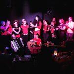 Nastop na Kavarniškem večeru: Reunion