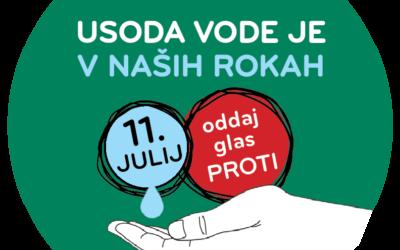 ŽPZ Kombinat za vodo PROTI noveli zakona